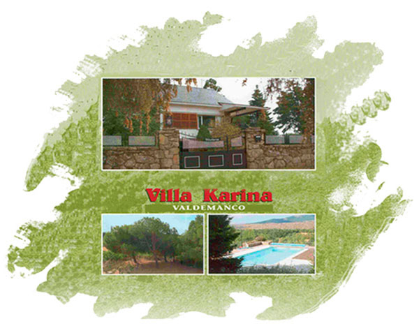Casa Rural Villa Karina en Valdemanco, La Cabrera